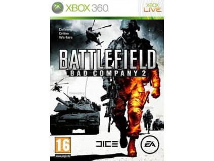 X360 Battlefield Bad Company 2