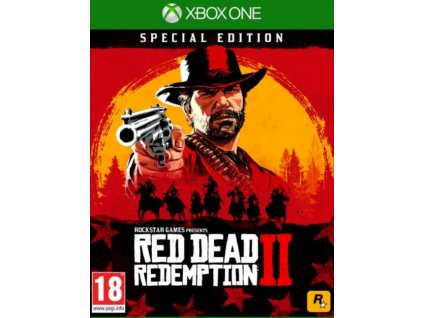 XONE Red Dead Redemption 2 Special Edition
