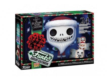 Merch Funko POP! Adventní kalendář The Nightmare Before Christmas