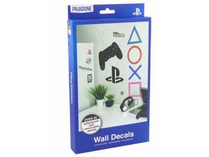 Merch Samolepky Playstation na zeď