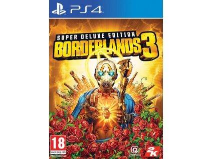 PS4 Borderlands 3 Super Deluxe Edition