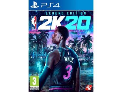 PS4 NBA 2K20 Legend Edition