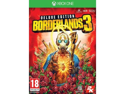 XONE Borderlands 3 Deluxe Edition