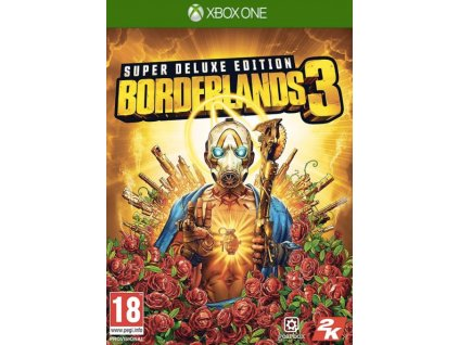 XONE Borderlands 3 Super Deluxe Edition