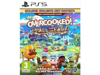 PS5 Overcooked All You Can Eat