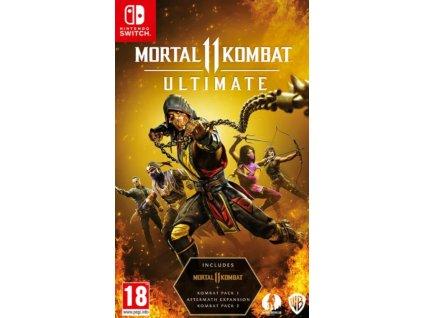 Switch Mortal Kombat 11 Ultimate Edition