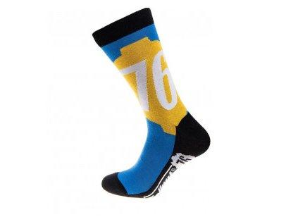 Merch Ponožky FALLOUT 76