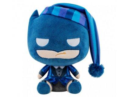 Merch Plyšová hračka Funko POP Plush DC Holiday Scrooge Batman