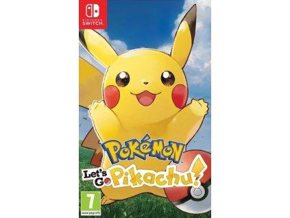 Switch Pokémon Lets Go Pikachu