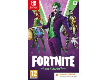 Switch Fortnite The Last Laugh Bundle