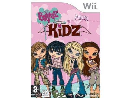 Wii Bratz Kidz Party