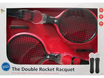 Playstation Move The Double Rocket Racquet
