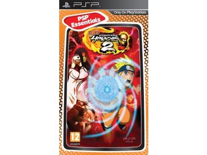 PSP Naruto Ultimate Ninja Heroes 2