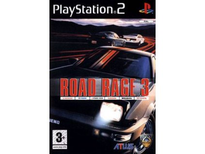 PS2 Road Rage 3