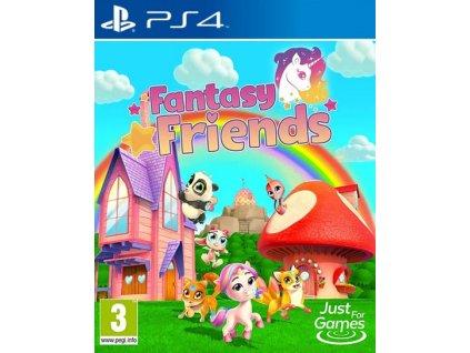 PS4 Fantasy Friends