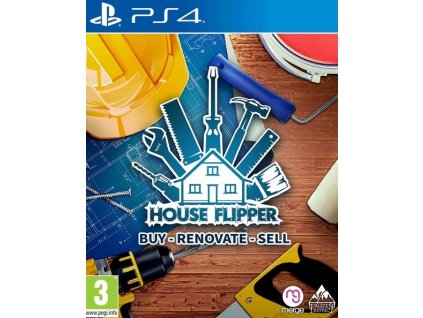 PS4 House Flipper