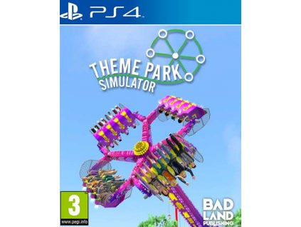 PS4 Theme Park Simulator