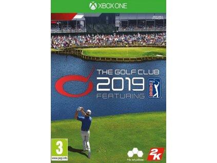 XONE The Golf Club 2019 Featuring PGA Tour