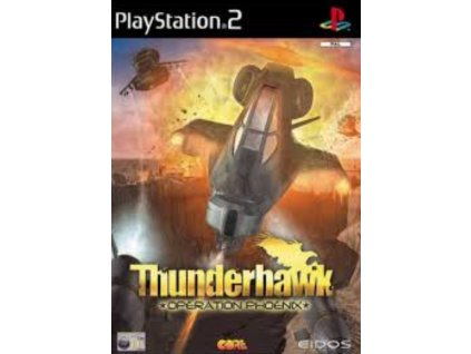 PS2 Thunderhawk Operation Phoenix