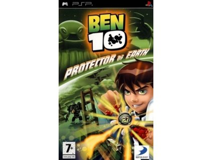 PSP Ben 10 Protector of Earth