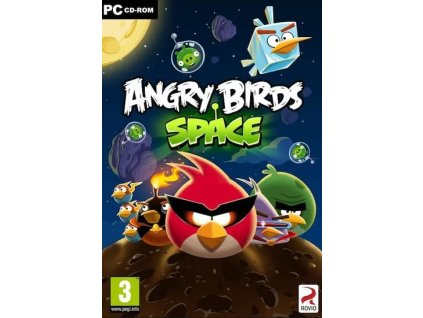 PC Angry Birds Space