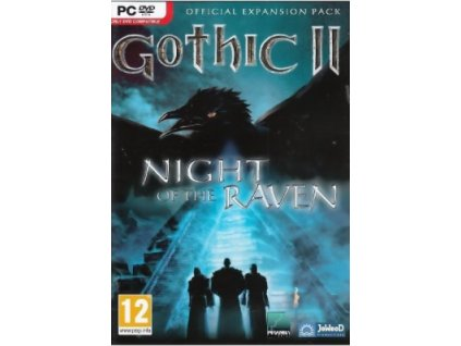 PC Gothic 2 Night of the Raven
