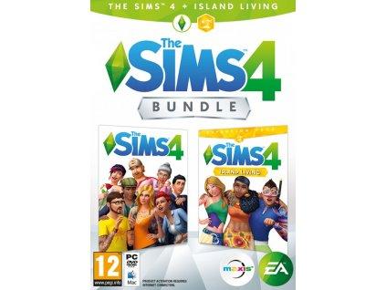 PC The Sims 4 The Sims 4 Život na ostrově CZ