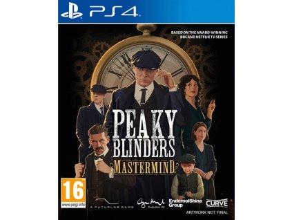 PS4 Peaky Blinders Mastermind
