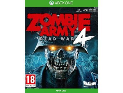 XONE Zombie Army 4 Dead War