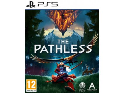 PS5 The Pathless