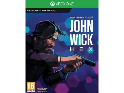 XONE XSX John Wick Hex