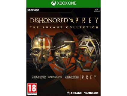 XONE Dishonored and Prey The Arkane Collection