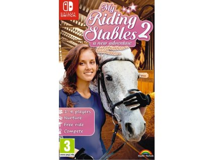 Switch My Riding Stables 2 A New Adventure