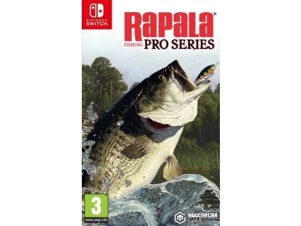 Switch Rapala Fishing Pro Series