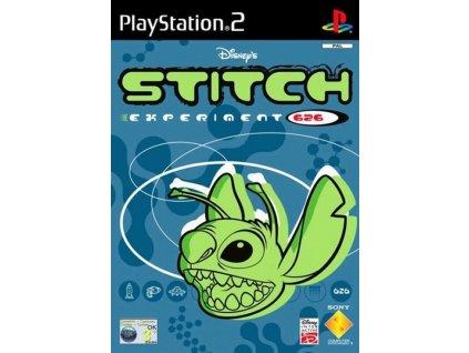 PS2 Disney Stitch Experiment 626