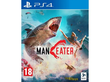 PS4 Maneater Day One Edition