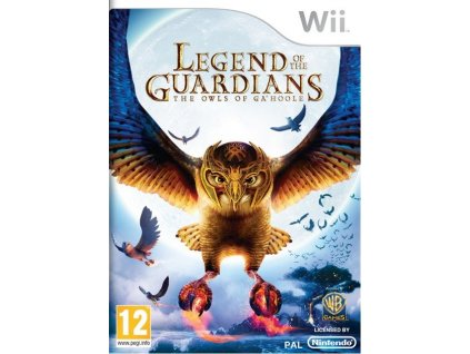 Wii Legend of Guardians The Owls of GaHoole