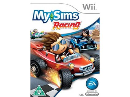 Wii MySims Racing
