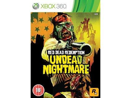X360 Red Dead Redemption Undead Nightmare