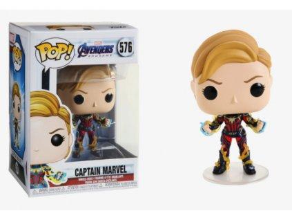 Merch Funko Pop! 576 Marvel Avengers Endgame Captain Marvel