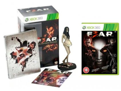 X360 Fear 3 Collectors Edition