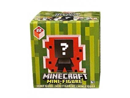 Merch figurka Minecraft mini figure Mystery
