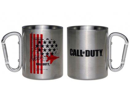 Merch hrnek Call of Duty Fly Over Camping Mug