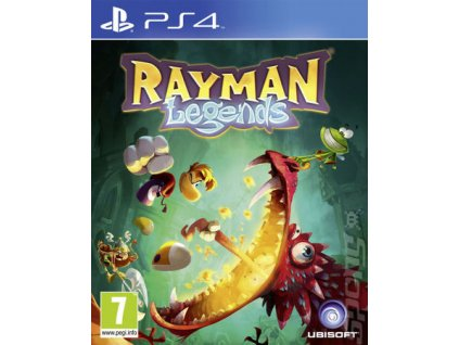 PS4 Rayman Legends