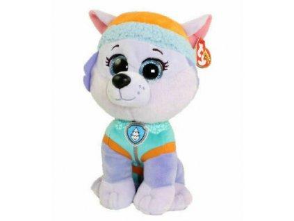 Merch plyšová hračka Paw Patrol Everest Husky