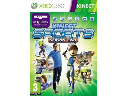 X360 Kinect Sports Season Two
