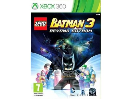 X360 Lego Batman 3 Beyond Gotham
