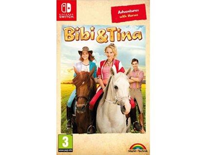 Switch Bibi and Tina Adventures with Horses