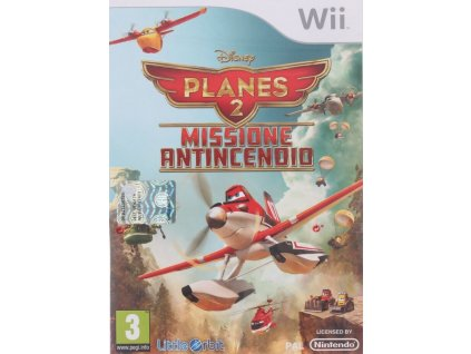 Wii Disney Planes 2