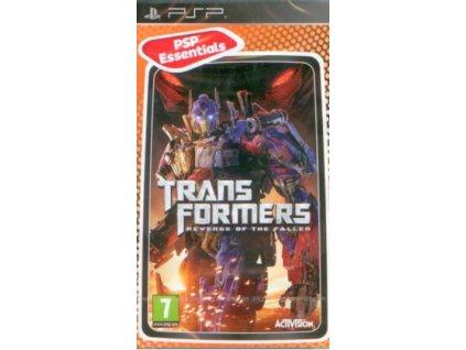 PSP Transformers Revenge of the Fallen
